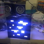 MineCraft Nightlight Christmas Present